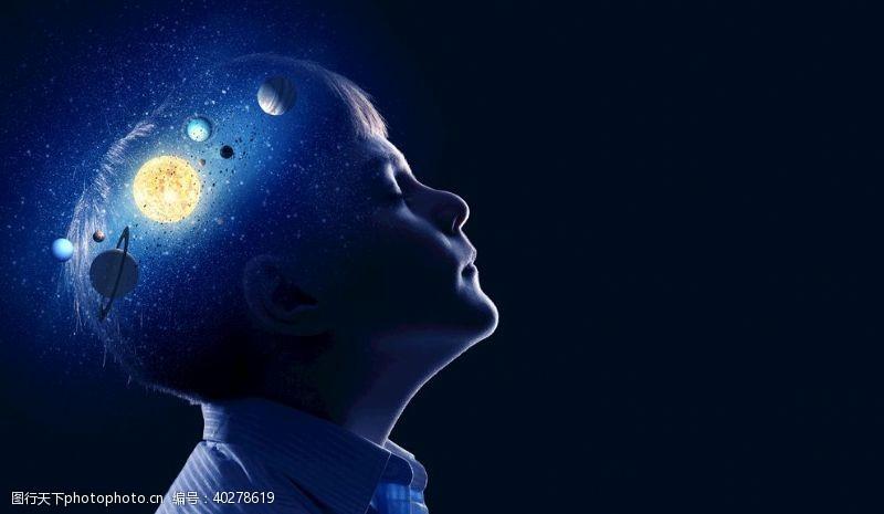 星光概念图图片