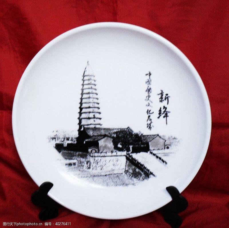 瓷器刻瓷龙兴寺图片