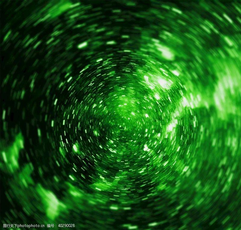 光线绿色背景图片