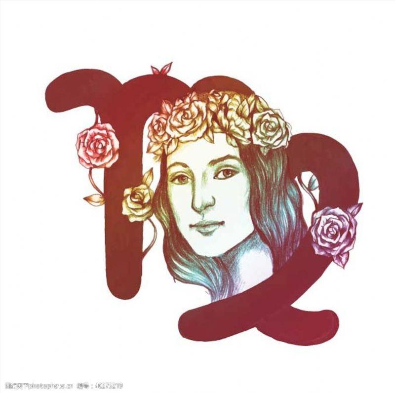 人物图库女人头像图片