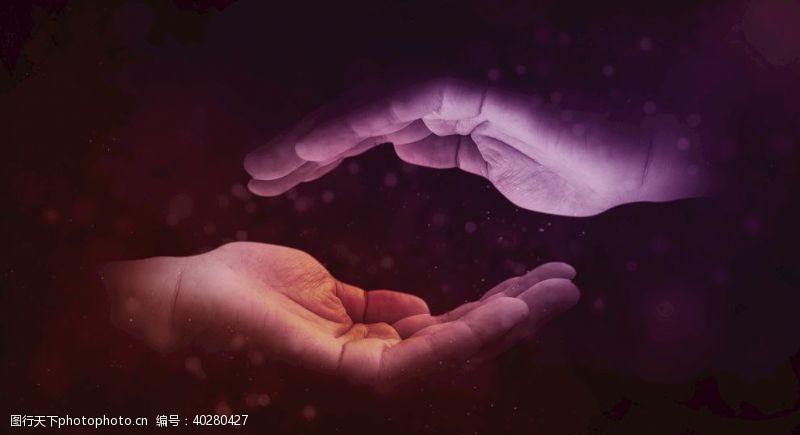 握手手呵护图片