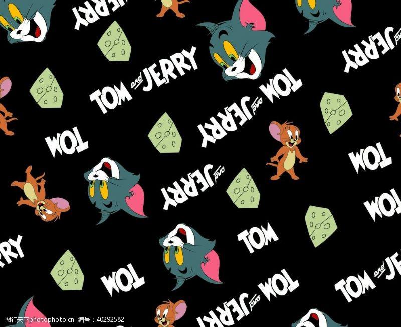 潮流汤姆猫图片