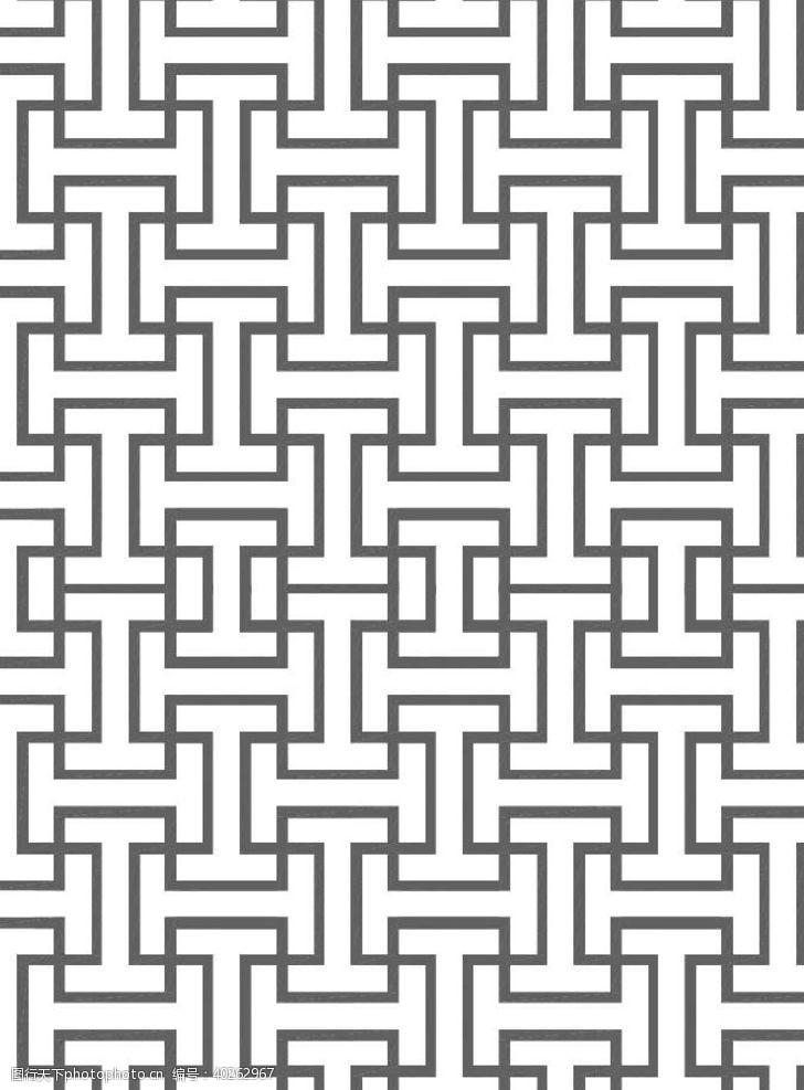 移门图案线条黑白图图片