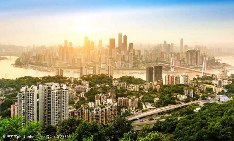 城市景观重庆图片