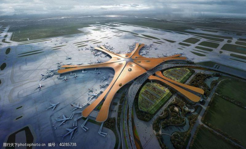 楼北京大兴国际机场图片