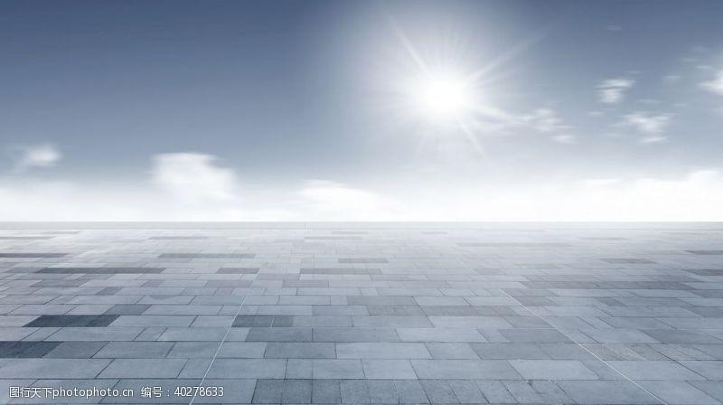 太阳背景图图片