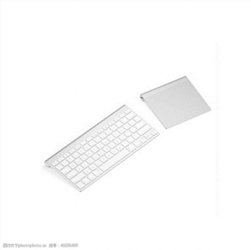 电影C4D模型键盘手绘板图片