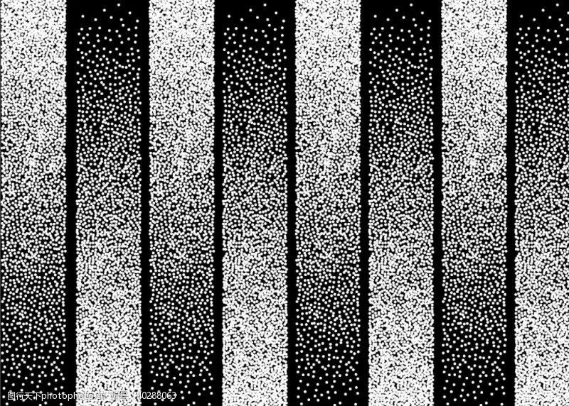 网格彩色半调波点背景图片