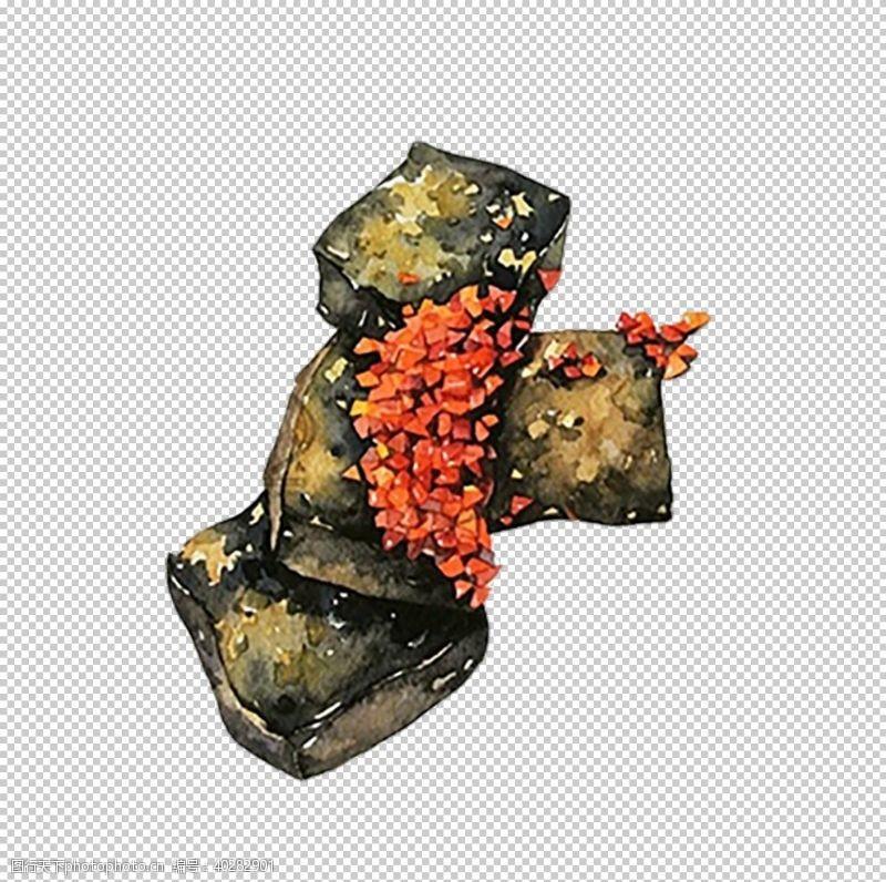 手臭豆腐图片