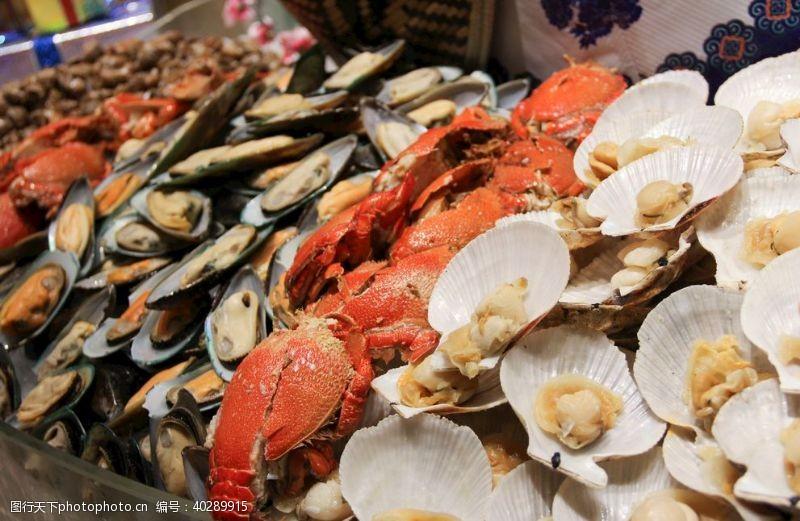菜品海鲜图片