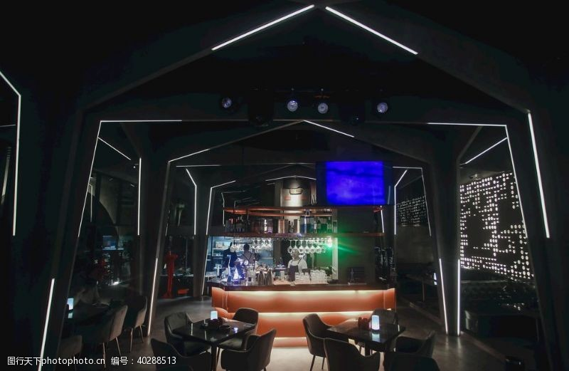 娱乐酒吧图片