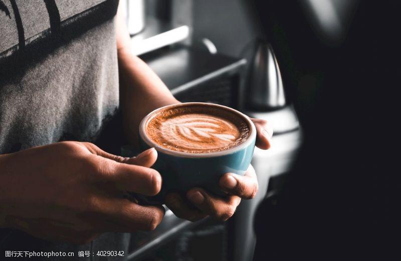 杯子咖啡图片