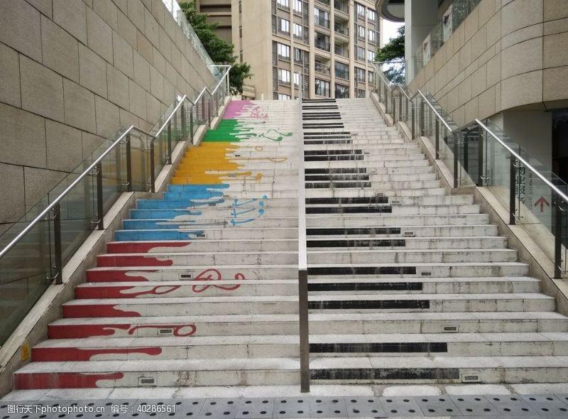 建筑设计楼梯图片