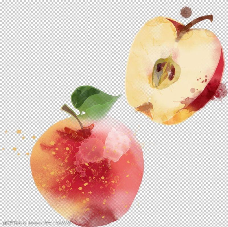 手苹果图片