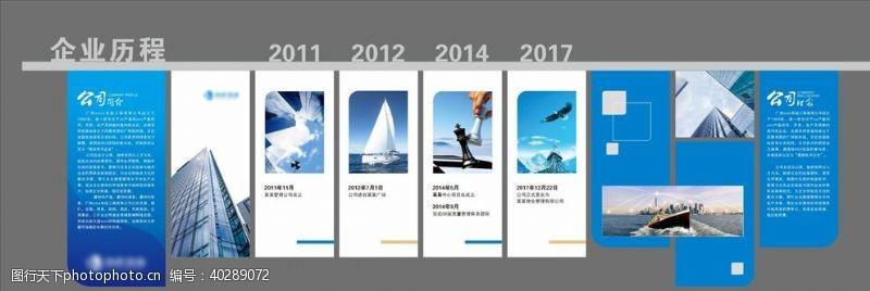 发展企业文化墙图片