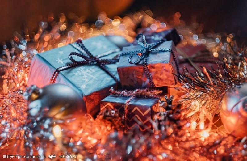 圣诞饰品圣诞礼物图片