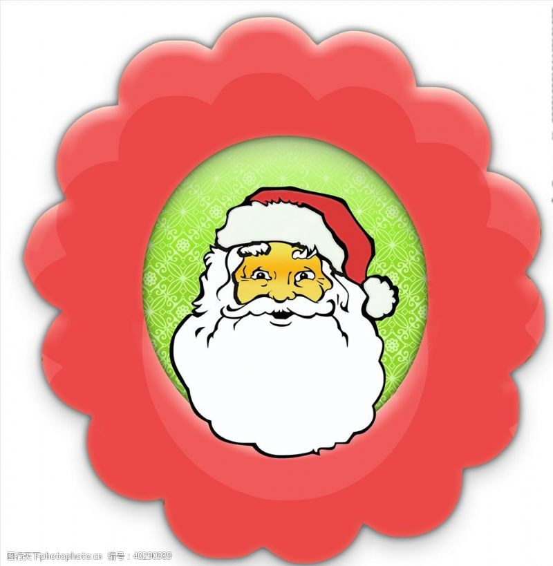 圣诞图片简笔画