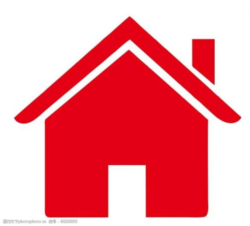 房产矢量房子图片