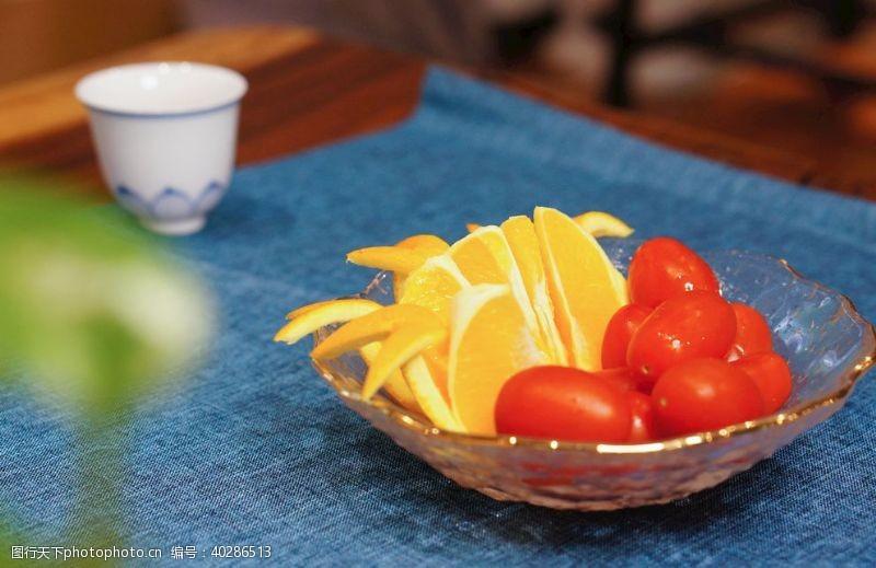 水果盘图片
