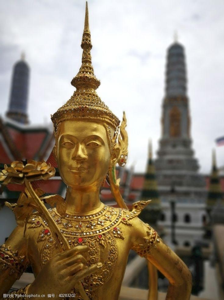 国外泰国大王宫图片