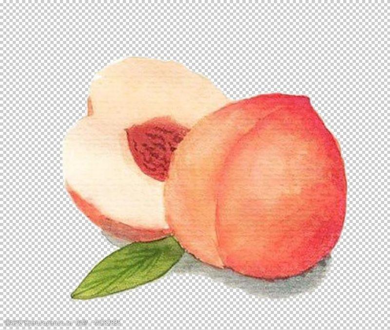手桃子图片