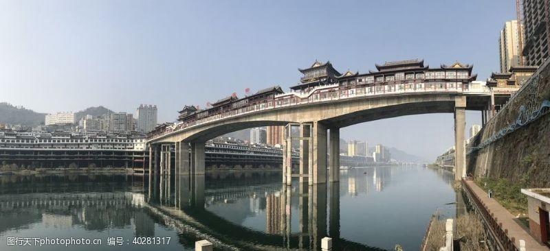 多彩铜仁贵州第一河沿河县贵州图片
