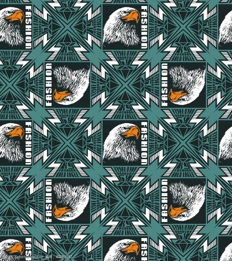 服装设计鹰图片