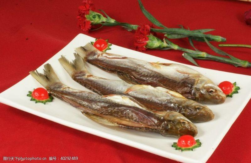 蒸广东腊鲮鱼图片