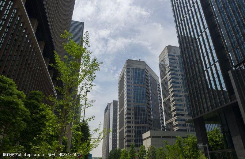 建筑摄影高楼大厦图片