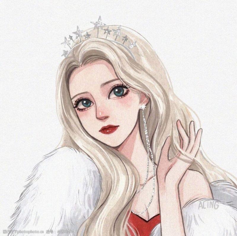 漂亮公主图片