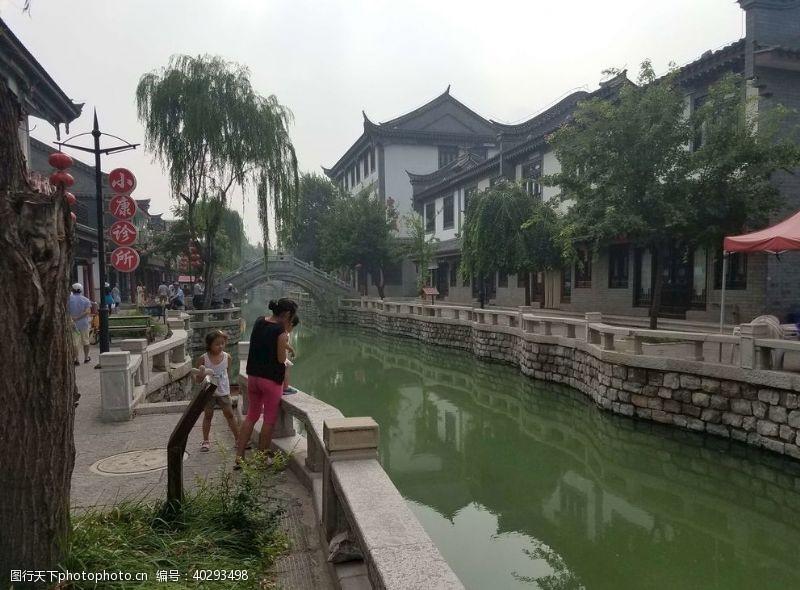 国内旅游河北省滦州古城图片