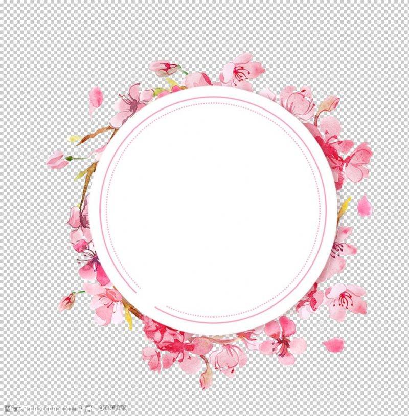花藤花环图片