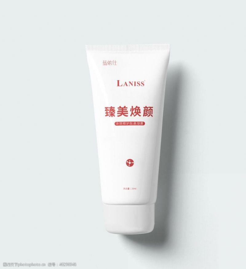 护肤品化妆品软管样机图片