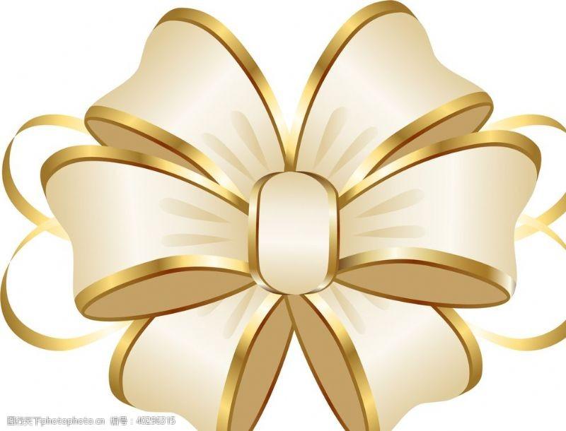 礼盒蝴蝶结图片