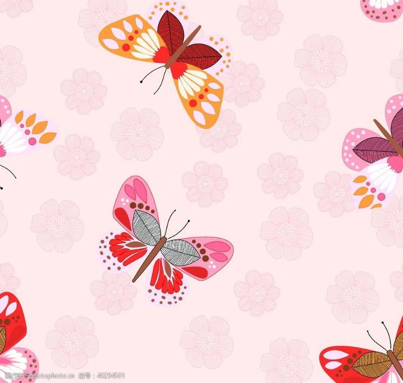 环境设计蝴蝶图片