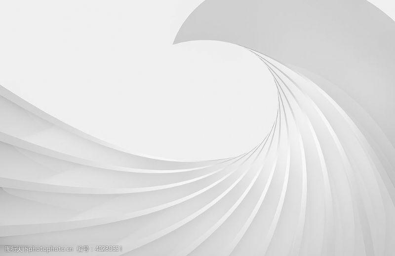 灰色科技线条抽象图片