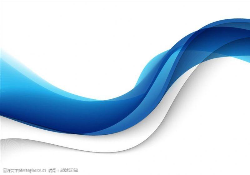 光束科技线条图片