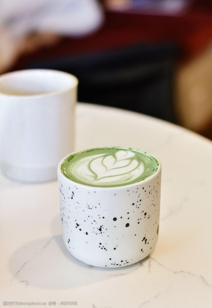 乌龙茶抹茶图片