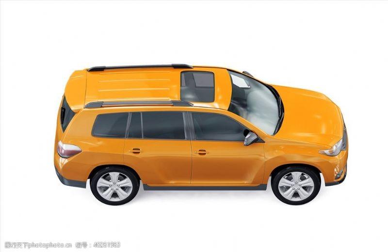 越野车汽车样机图片