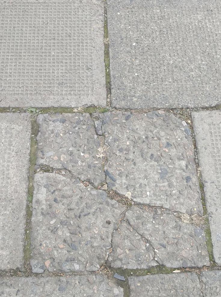 道路人行过道马路岩图片