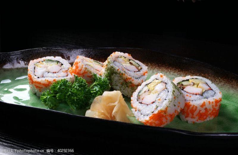350dpi寿司图片
