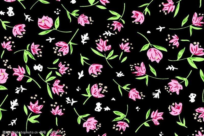 花朵花卉碎花图片