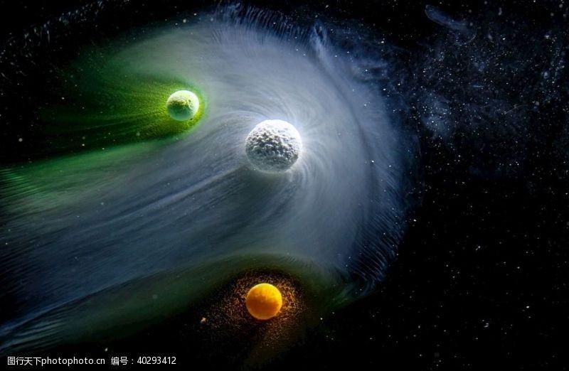 创意设计宇宙图片