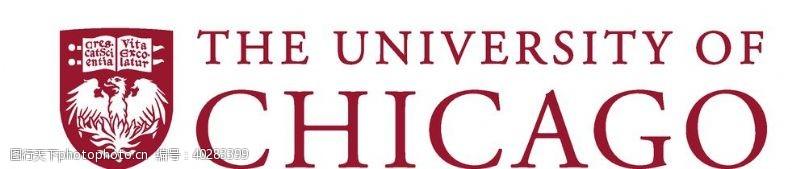 美国芝加哥大学校徽图片