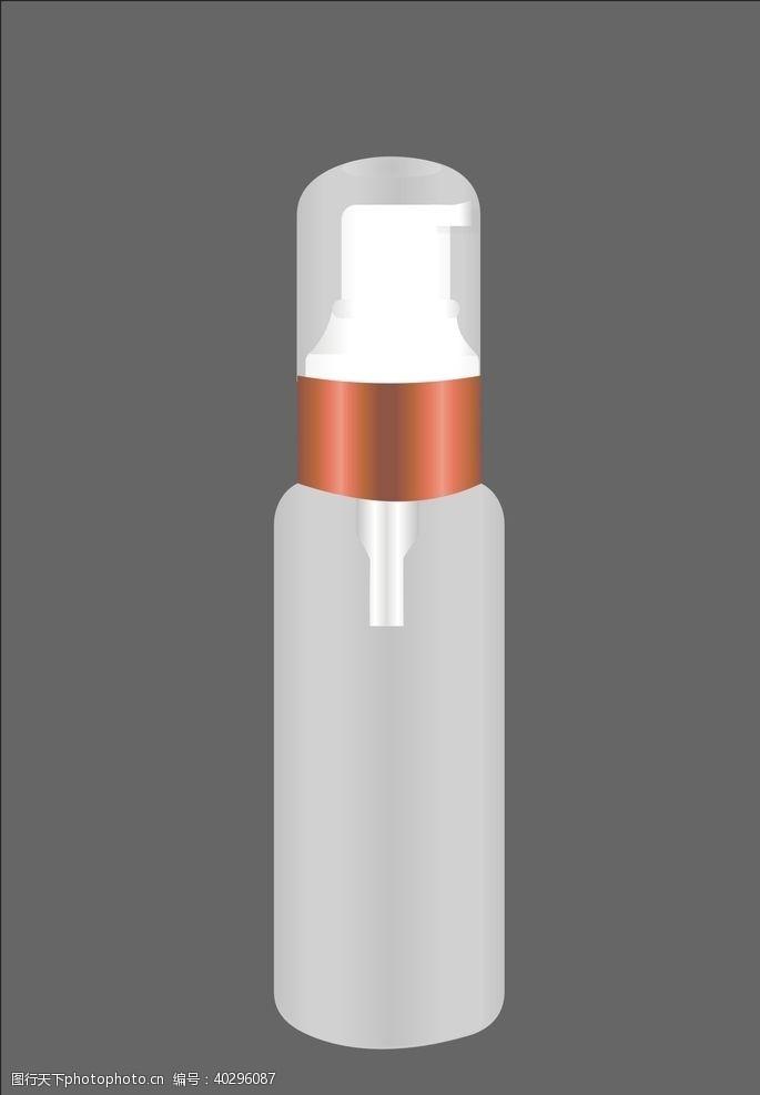 护肤品瓶子图片
