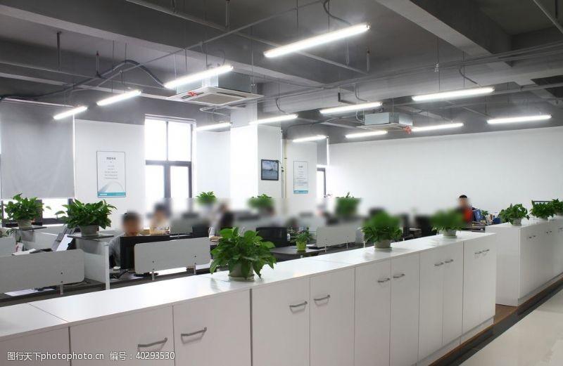 秘书科技公司办公室图片