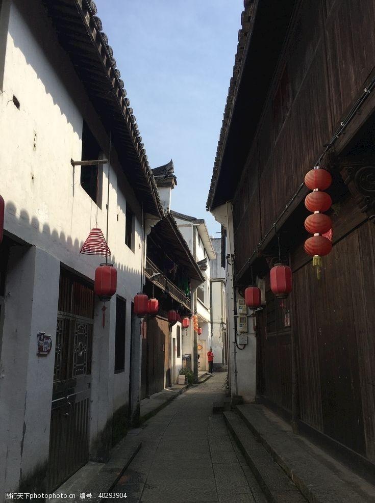 建筑园林尚阳老街图片